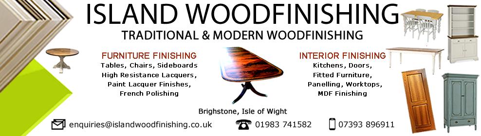 Island Wood Finishing