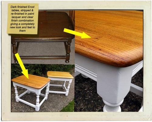 ercol small tables